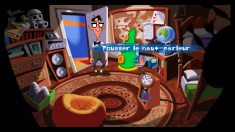 Day of the Tentacle Remastered pousser le haut-parleur