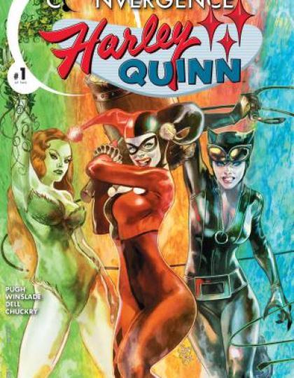 Convergence - Harley Quinn Intégrale