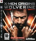 X-Men Origins : Wolverine jaquette