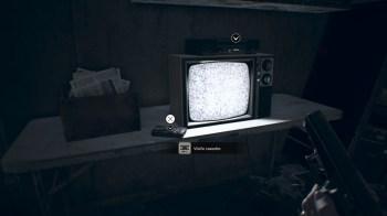 Resident Evil 7 cassette vidéo