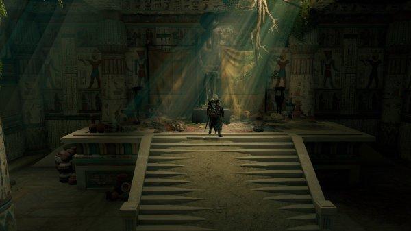 Assassin's Creed Origins The Hidden Ones Thot