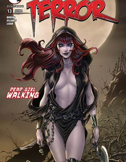 Grimm Tales of Terror Tome 13