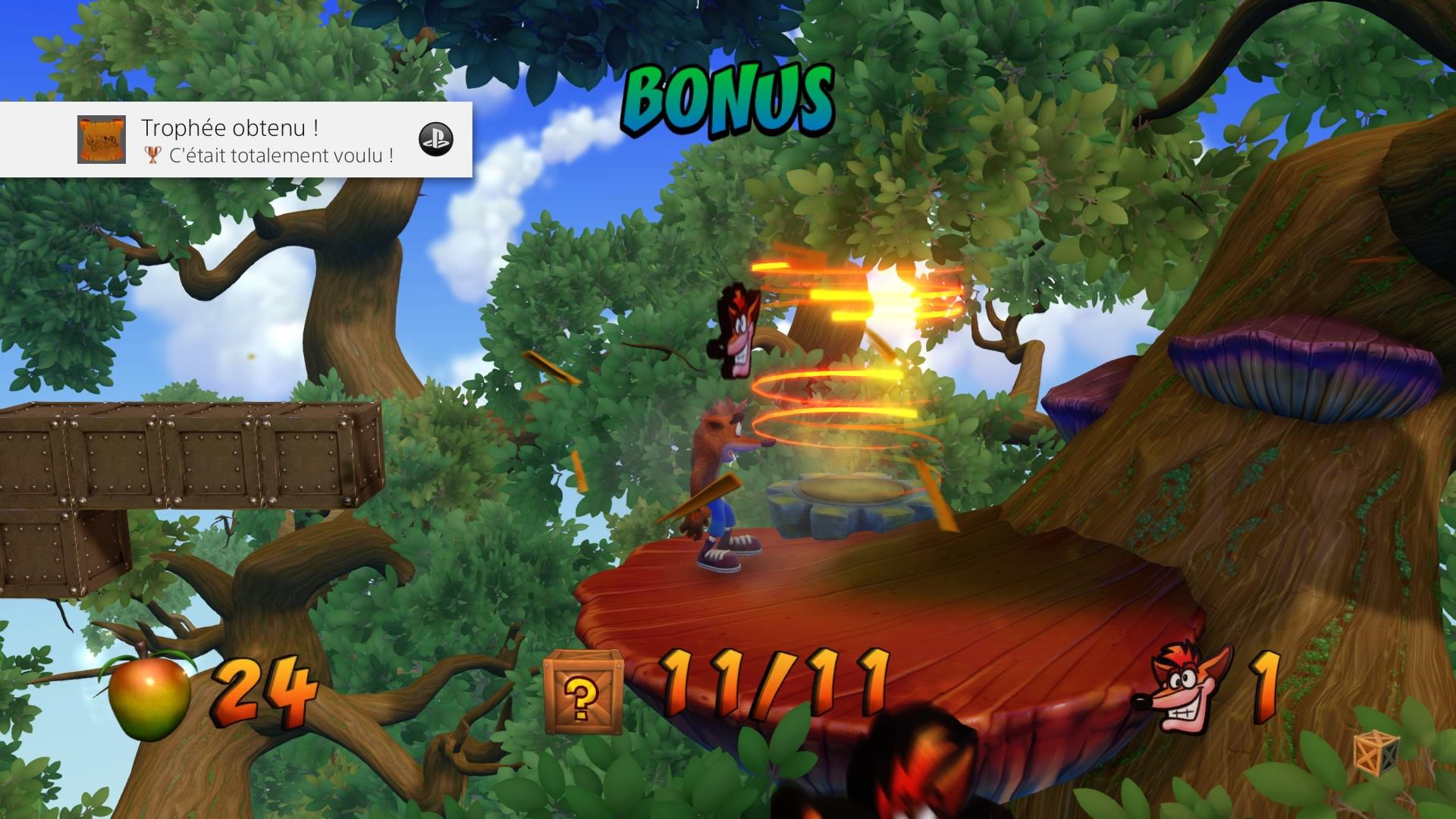Crash Bandicoot N Sane Trilogy
