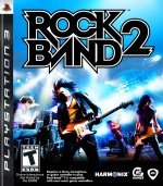 Rock Band 2 jaquette