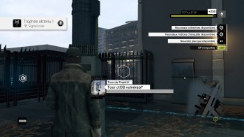 Watch Dogs Signal clair