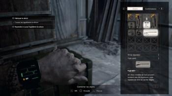 Resident Evil 7 fusil M21