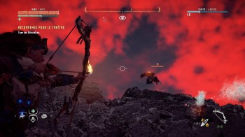Horizon Zero Dawn transfuges aidés