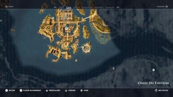 Assassin's Creed Origins papyrus