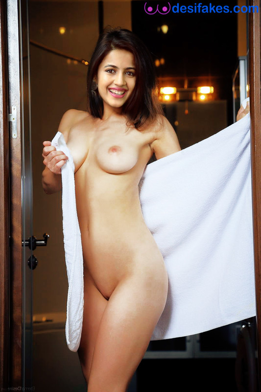 Niharika Konidela Nude in the hotel room