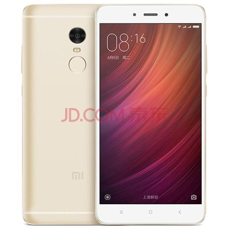 Xiaomi редми note4 3+32GB 4G / LTE 5.5'' 4100mAh Dual-SIM смартфон MTK Helio X20 10-ядер