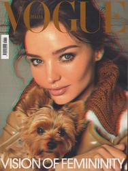 Miranda Kerr Topless and Bare Ass for Vogue Italia September 2010 in 3-D - Hot Celebs Home