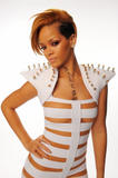 Rihanna 2009 American Music Awards Photoshoot (7 x)