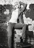 Scarlett Johansson - Photocall for Mango x 7 HQs Adds