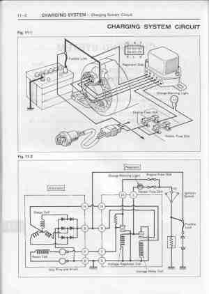 RA60 21RC wiring diagram  Voltage Regulator