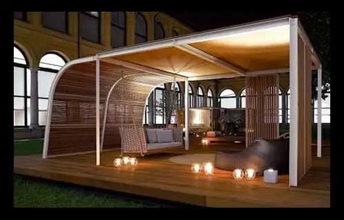 Gunni & Trentino, mobiliario de exterior