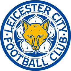 leicester city foxes badge crest
