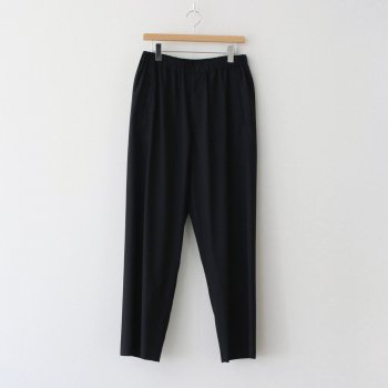 CUPRO EASY PANTS #BLACK [GM211-40056] _ Graphpaper | グラフペーパー