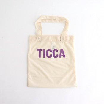 シアートートバッグ #IVORY [TBAS-611] _ TICCA | ティッカ