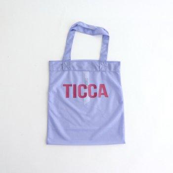 シアートートバッグ #LAVENDER [TBAS-611] _ TICCA | ティッカ