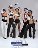 Girls Aloud 2008 Calendar Pictures
