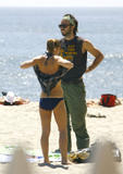 Christina Ricci Bikini Candids in Malibu Beach Pictures