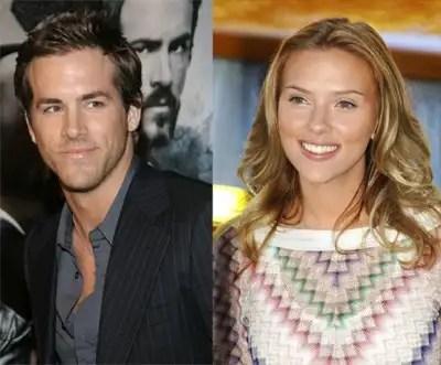 noticias Las fotos desnuda de Scarlett Johansson eran para Ryan Reynolds