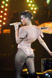 Rihanna performs live at her Last Girl On Earth Tour at the Sportpaleis Antwerp area in Belgium - Hot Celebs Home