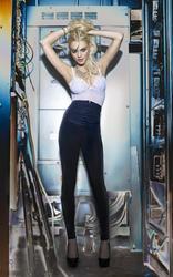Lindsay Lohan shoot for 6126 clothing line - Hot Celebs Home