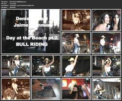 th 019299893 DM V025 BullRiding.mov 123 71lo - Denise Milani - MegaPack 137 Videos