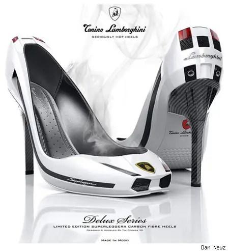 footweardesigns01 - Diseños extraños de zapatos