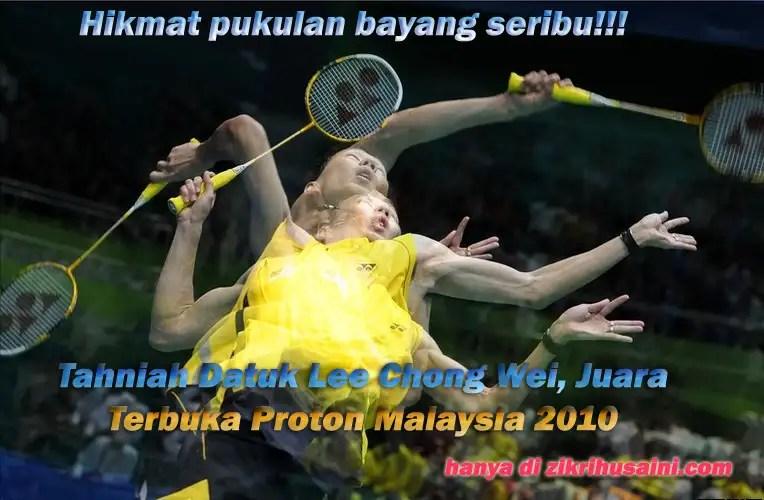 lee chong wei, datuk lee chong wei, lee chong wei juara terbuka proton 2011, datuk lee chong juara terbuka piala proton 2011,