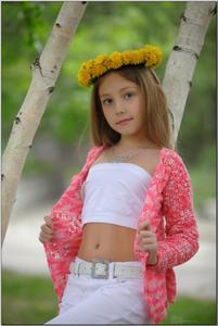 i love fruit models nonude