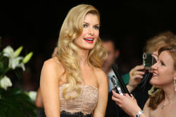 Marisa Miller at Barnstable Brown Derby party in Louisville - Hot Celebs Home