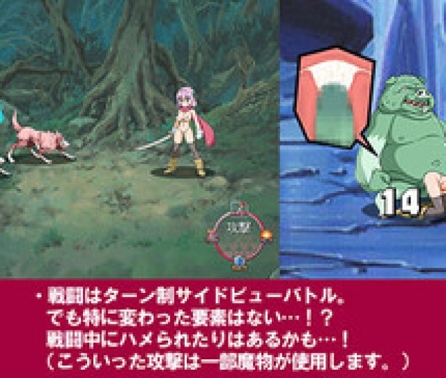 Butagoma 300g Vitamin Quest Hentai Rpg Beastiality Monster Rape
