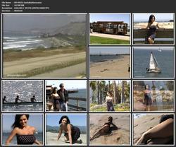 th 019315217 DM V032 SantaBarbara.mov 123 18lo - Denise Milani - MegaPack 137 Videos