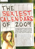 Various Celebs - The Sexiest Calendars of 2009 - Nuts Magazine - Hot Celebs Home