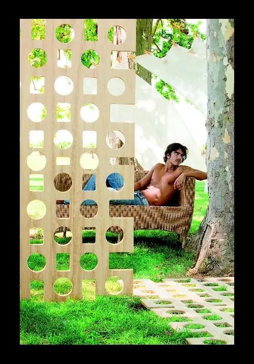 Solisombra. Decoración jardines, mobiliario de exterior