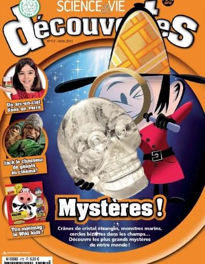 Science & Vie Découvertes N°172 Avril 2013