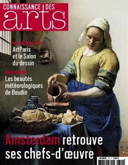 Connaissance des Arts N°714 Avril 2013