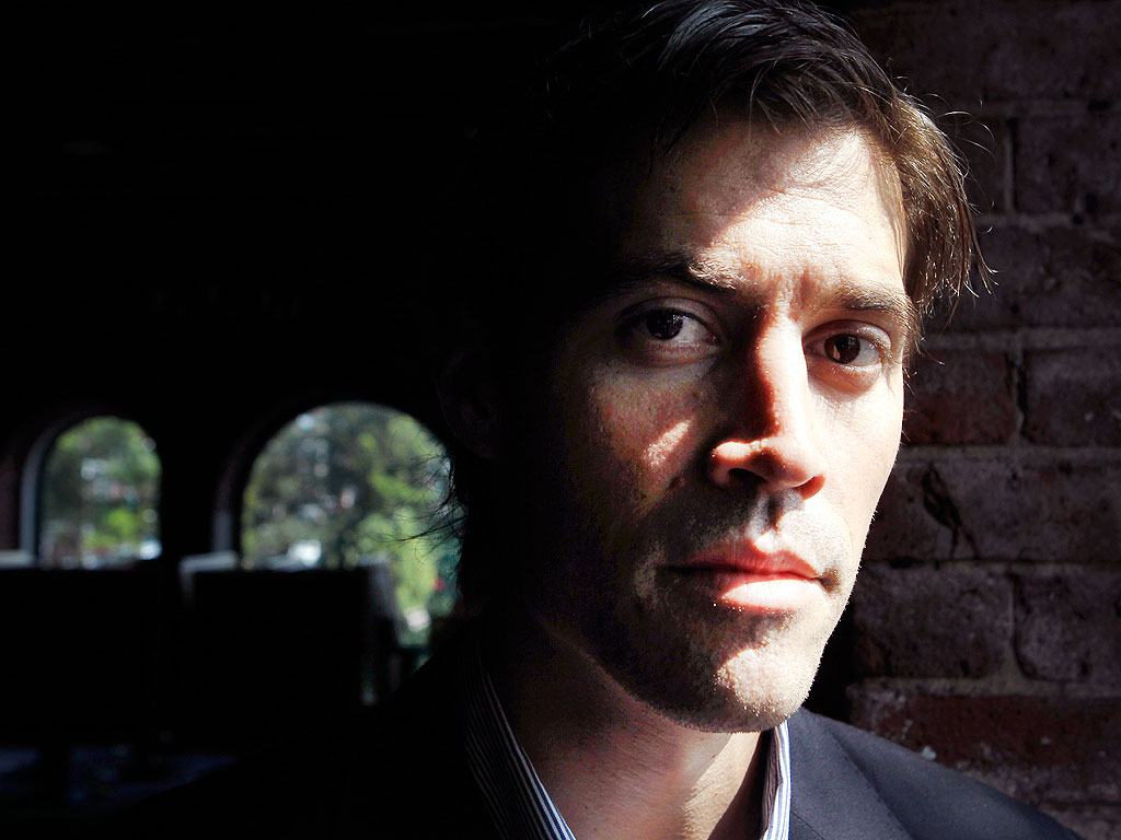 Journalist James Foley - peoplewhowrite