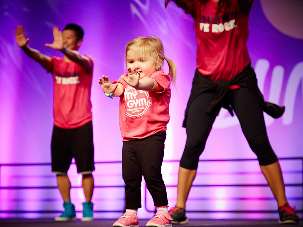 6-Year-Old with a Rare Illness is Zumba's Rising Star