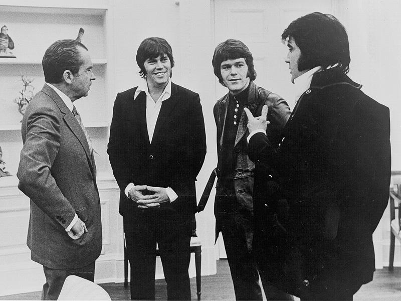 Elvis & Nixon: Presley Confidante Jerry Schilling Shares Favorite Memory