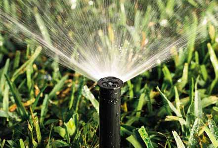 Installing Inground Sprinklers tout