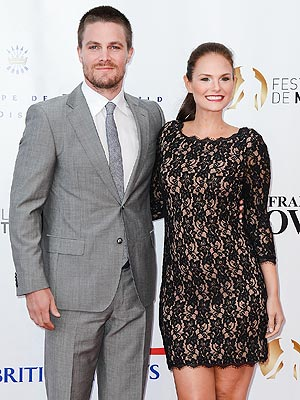 Stephen Amell Expecting First Child