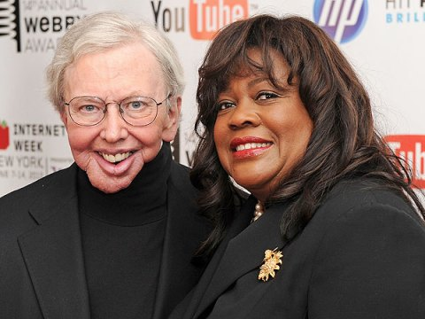 Roger Ebert Dies; Wife Chaz Says He Smiled Before Passing