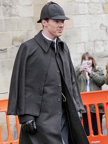Benedict Cumberbatch: Sherlock Lines Are Challenging to Remember