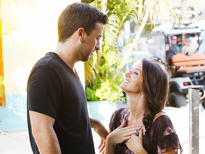 Bachelor in Paradise Finale: Jade Roper and Tanner Tolbert Engaged!