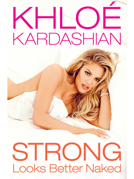 Khloé Kardashian Strips Off for New Book
