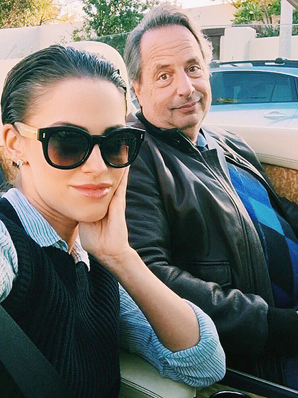Jessica Lowndes and Jon Lovitz Are Dating
