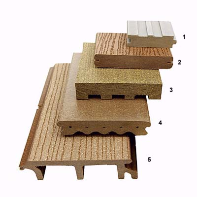 Engineered decking